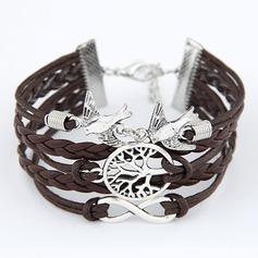 Unique Textile Ladies' Fashion Bracelets