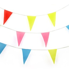 Colorful Pennant Banner