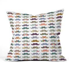 Casual Cartoon Cotton Velvet Pillows & Throws (Sold in a single piece)
