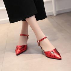 De mujer Tacón stilettos Salón zapatos
