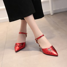 Kvinnor Stilettklack Pumps skor