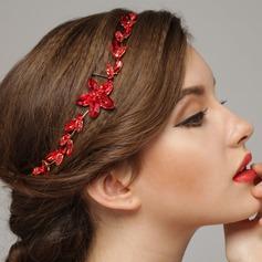 Fashion Alloy/Czech Stones Headbands