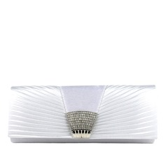 Elegant Satin/Silk Clutches