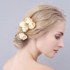 Romantisch Stoff Haarnadeln (3-er Set)