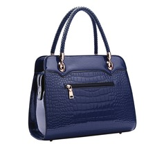 Alligator Pattern PU Fashion Handbags