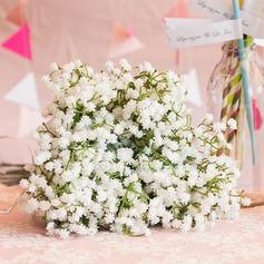 Simple And Elegant PVC Bridal Bouquets/Bridesmaid Bouquets (set of 20)