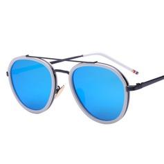 UV400 Retro /Årgang Rund Solbriller