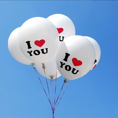 "Beautiful ""I Love You"" Balloon"