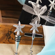 Starfish Shape Bottle Stoppers Bottle Openers