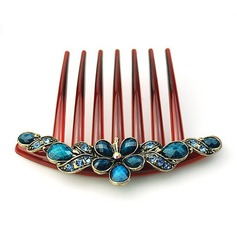 Classic Alloy/Rhinestones Women's Hair Jewelry