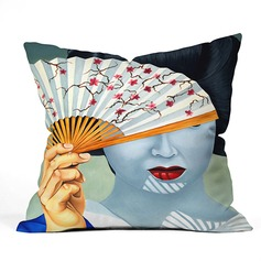 Modern/Contemporary Traditional/Classic Casual Cotton Velvet Pillows & Throws (Sold in a single piece)