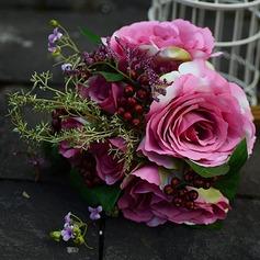 Special Emulational Berries/Artificial Silk Bridal Bouquets