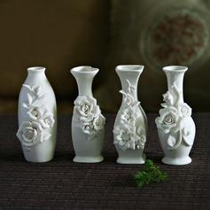 Ницца керамика ваза (Случайные цветочные узоры)