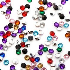 "1/4""(0.6cm) Pretty Diamond Pieces"