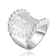 Fashional Silver Plated Fashion Rings