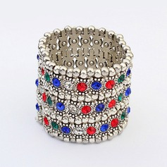 Chic Alloy Rhinestones Ladies' Fashion Bracelets