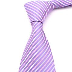 полоса полиэстер галстук