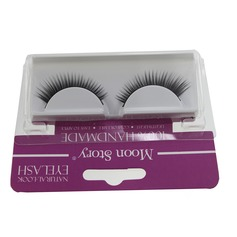 Natural Thick Long Style False Eyelashes, CFE623#