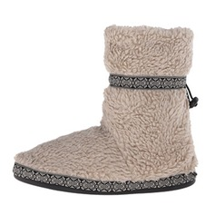 Women's Suede Flat Heel Flats Closed Toe Boots Mid-Calf Boots Snow Boots With Fur shoes