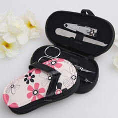 Flip Flop Stainless Steel Manicure Kit