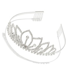 Fashion Alloy Tiaras (042012935)