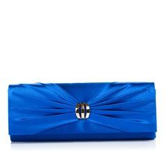 Gorgeous Satin Clutches/Bridal Purse/Fashion Handbags