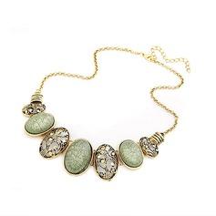 Beautiful Alloy Ladies' Fashion Necklace