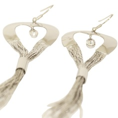 Beautiful Alloy/Iron With Tassels Ladies' Earrings