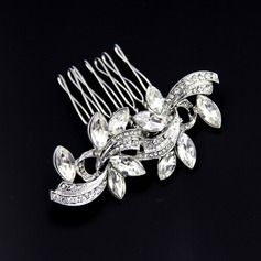 Glamourous Alloy/Austrian Crystal Combs & Barrettes