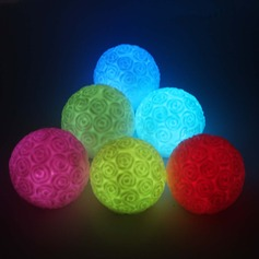 Color changing Rose Design Vinyl LED Lights