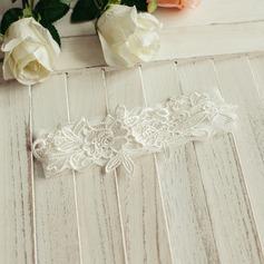 Klassische Art Hochzeit Strumpfbänder
