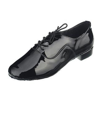 Hommes Similicuir Talons Moderne Chaussures de danse