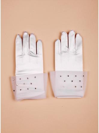 Satijn Pols Lengte Glove