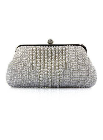 Fashional Crystal/ Rhinestone/Imitation Pearl Clutches/Fashion Handbags