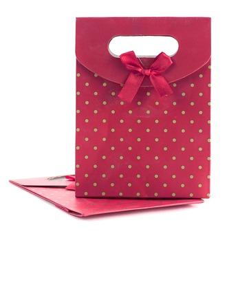 Modelo de lunares Bolsos de regalos con Proa (Juego de 6)