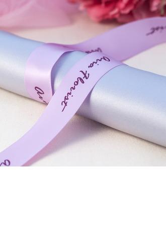personnalisé 3d - lettre Polyester Ruban
