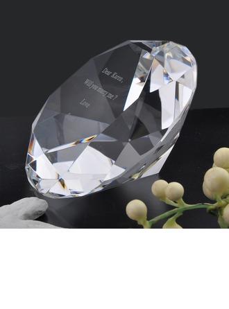 personnalisé Diamant cristal Cristal Souvenir