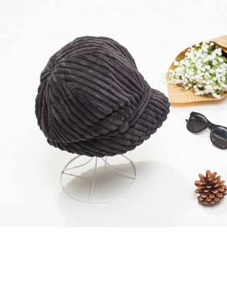Ladies' Classic Autumn/Winter Cotton With Beanie/Slouchy