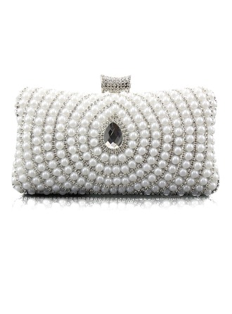 Fashional Crystal/ Rhinestone/Acrylic/PU Clutches/Fashion Handbags