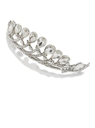 Magnifique Faux Diamant/Assortiment Tiaras