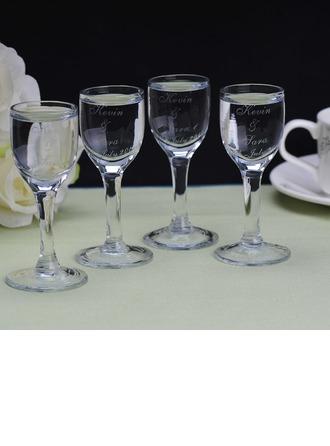 personnalisé Design simple Verre Flûtes à champagne