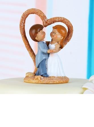 Couple classique Décoration pour gâteaux