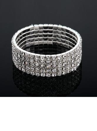 alliage avec Strass Femmes Bracelets