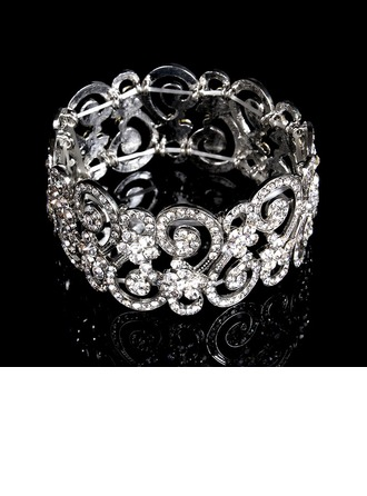 Magnifique Alliage/Strass Dames Bracelets