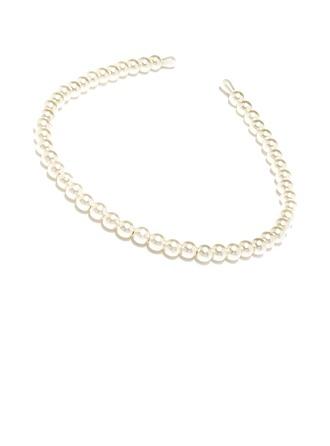 Charmant De faux pearl Bandeaux avec Pearl