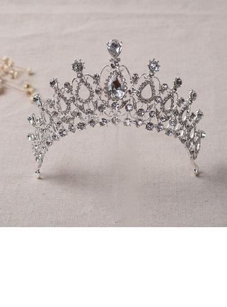 Beautiful/Elegant Rhinestone/Alloy Tiaras
