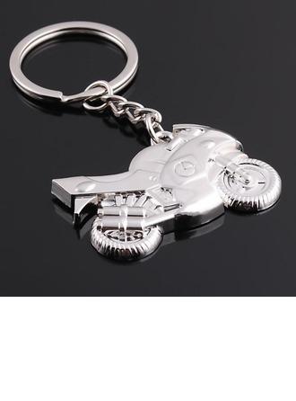 personnalisé Forme de Moto En alliage de zinc Portes-clés