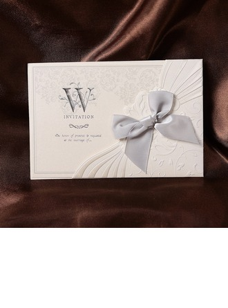 Style Florale Enveloppe & Pochette Invitation Cards avec Arcs