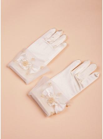 Satäng Handleds Längd Handske