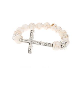 Magnifique avec Strass Dames Bracelets et chaînes de cheville